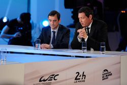 ACO presidente Pierre Fillon, WEC CEO Gérard Neveu
