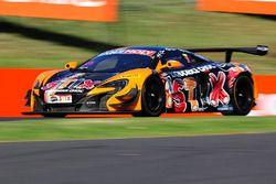 #37 Keltic Racing, McLaren 650S: Tony Quinn, Klark Quinn, Craig Baird