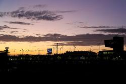 Sunrise over Bathurst
