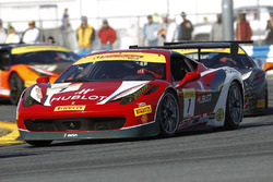 #7 Ferrari de Beverly Hills Ferrari 458: Martin Fuentes