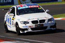 #28 On Track Motorsport BMW 335i: Jake Williams, Will Cauchi, David Cox, Ric Shaw