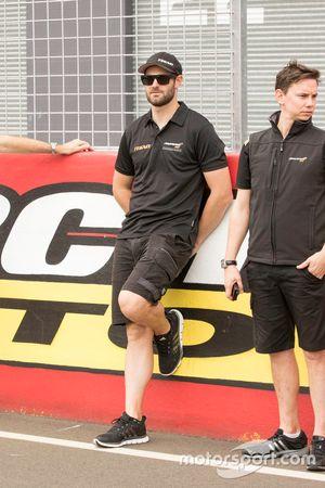 Shane Van Gisbergen, Tekno Autosports McLaren