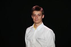 Louis Deletraz, Renault Sport Academy rijder