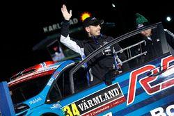 Eyvind Brynildsen, M-Sport Ford Fiesta WRC