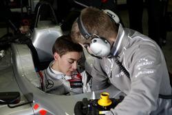 Джордж Расселл, HitechGP, Dallara F312 - Mercedes-Benz