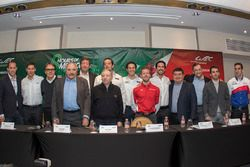 Jean Todt, FIA President during the press conference for the 6 Hours of México