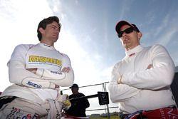 Bryan Heitkotter und Jon Fogarty