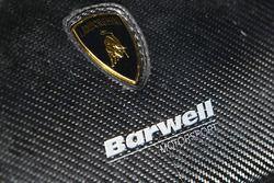 Barwell Motorsport Lamborghini Huracan GT3 detail