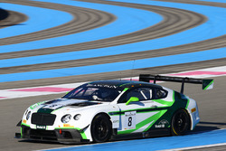 #7 Bentley Team M Sport Bentley Continental GT3
