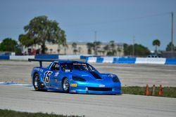 #15 TA Chevrolet Corvette, Blaise Csida of BC Race Cars
