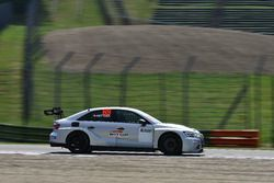 Enrico Bettera, Audi RS3 LMS-TCR, Pit lane Competizioni
