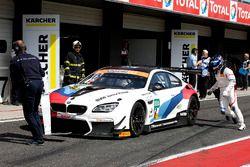 #42 BMW Team Schnitzer BMW M6 GT3: Mikkel Jensen, Timo Scheider