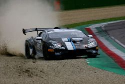 Lamborghini Huracan-S.GTCup #102, Antonelli Motorsport: Perolini-Valente