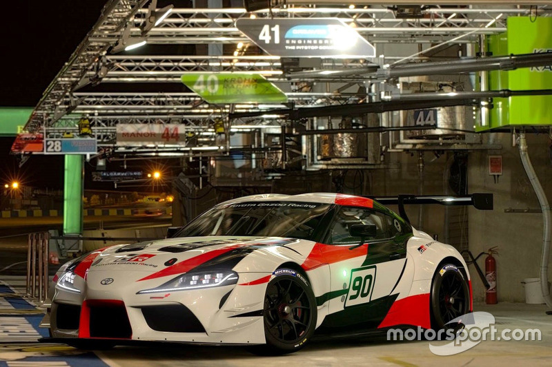 Toyota GR Supra Racing Concept, Gran Turismo Sport