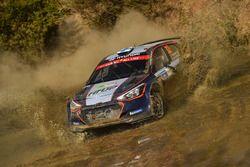 Jari Huttunen, Antti Linnaketo, Hyundai Motorsport, Hyundai i20 R5