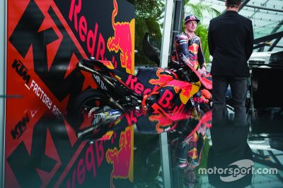 Presentazione Red Bull KTM Factory Racing