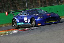 #54 Emil Frey Racing Jaguar G3: Alex Fontana, Adrian Zaugg, Mikael Grenier