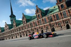 F1 Red Bull Racing show Stock Exchange