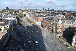 Бульвар Ханса Кристиана Андерсена в Копенгагене