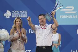 Alex Tai, Takım Patronu, DS Virgin Racing