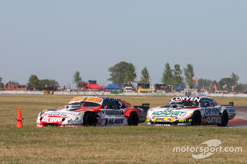Sergio Alaux, Donto Racing Chevrolet, Juan Marcos Angelini, UR Racing Dodge