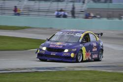 #17 MP3B Honda Civic Is: Edgar Rodriguez & Albin Roman of High Temp Racing