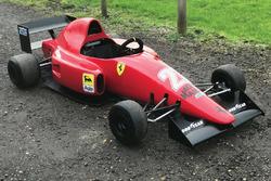 Ferrari 640 gokart