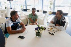 Yvan Muller, Polestar Cyan Racing, Volvo S60 Polestar TC1, Mehdi Bennani, Sébastien Loeb Racing, Cit