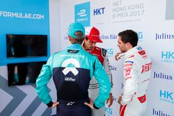 Oliver Turvey, NIO Formula E Team, Lucas di Grassi, Audi Sport ABT Schaeffler, Jerome D'Ambrosio, Dragon Racing