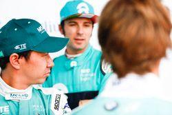 Kamui Kobayashi, Andretti Formula E, Luca Filippi, NIO Formula E Team