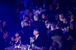 Derek Warwick y Tim Harvey