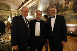 Chase Carey, PDG Formula One, Ross Brawn, manager sportif de la F1