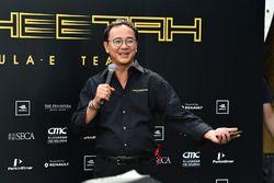 Techeetah presentatie