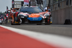 #188 Garage 59 McLaren 650 S GT3: Alexander West, Chris Goodwin, Chris Harris, Andrew Watson