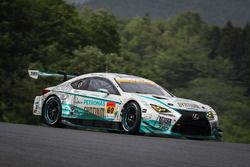 #60 LM corsa Lexus RC F: Hiroki Yoshimoto, Ritomo Miyata