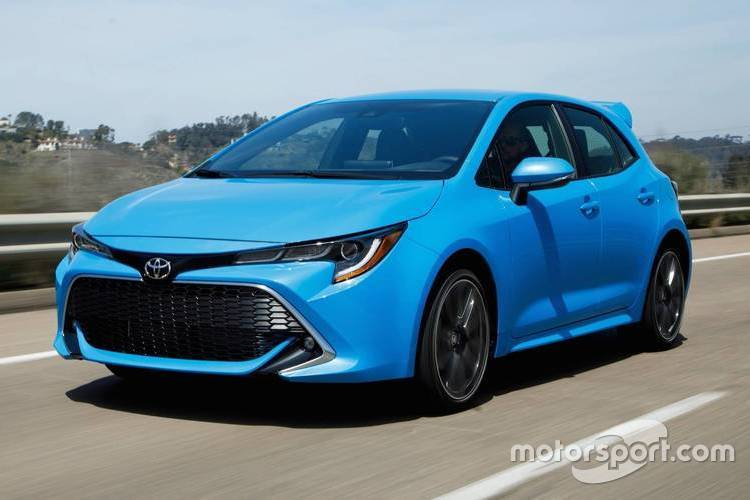 Нова Toyota Corolla Hatchback 2019 року