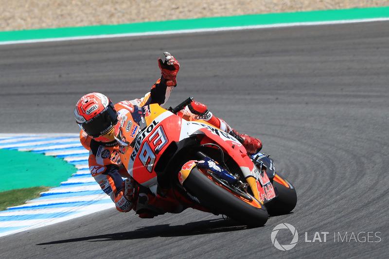 Victoire #63 GP d'Espagne 2018 - Jerez