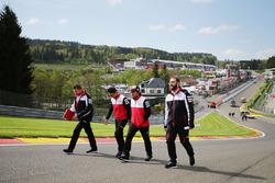 Fernando Alonso, Jose Maria Lopez, Toyota Gazoo Racing