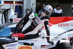 #7 Toyota Gazoo Racing Toyota TS050: Kamui Kobayashi