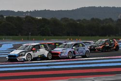 Kris Richard, Target Competition Hyundai i30 N TCR, Francisco Mora, M1RA Hyundai i30 N TCR