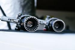 Wheel gun