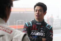#100 Team Kunimitsu Honda NSX Concept GT: Naoki Yamamoto
