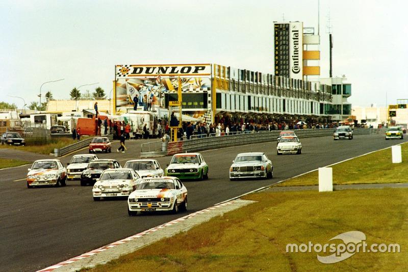 1985: Axel Felder, Jürgen Hammelmann, Robert Walterscheid-Müller (BMW 635 CSi)