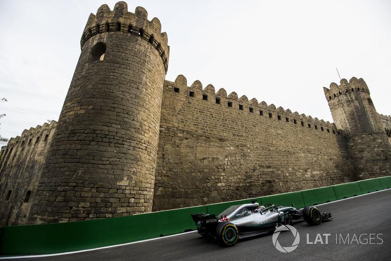 GP do Azerbaijão de 2018