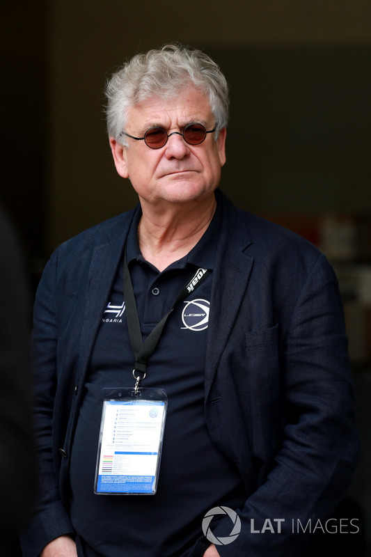 Jacques Nicolet, Onroak Automotive CEO