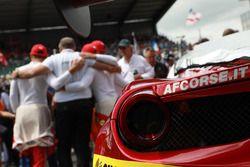AF Corse Ferrari detail