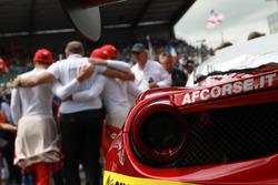 Автомобиль AF Corse Ferrari