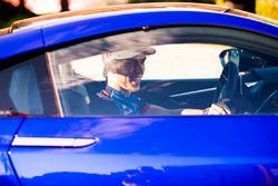 Pierre Gasly, Toro Rosso dans une Honda NSX