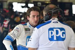 Ryan Blaney, Team Penske, Ford Fusion PPG, Jeremy Bullins