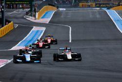 David Beckmann, Jenzer Motorsport and Diego Menchaca, Campos Racing